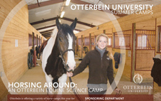 Otterbein University Summer Camp Flyer
